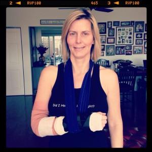 Becky's Arm